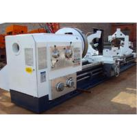 Buy cheap Gap Bed Universal Lathe Machine , High Precision Horizontal Lathe Machine product
