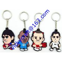 Buy cheap 2016 promotional unique custom metal keychain from wholesalers