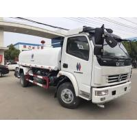 Buy cheap Anti Corrosion 10000 Gallon Water Truck , 5 Tons 4 X 2 Dongfeng 120hp Water Container Truck from wholesalers