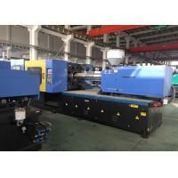 Buy cheap Screw Type PVC Pipe Fitting Injection Molding Machine 320 Tonnage 313 CM³ / S from wholesalers