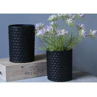 Buy cheap Village Concrete Vase Silicone Molds Flower Holders Cement Moulds For Flower Pot from Wholesalers