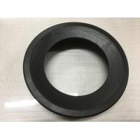 Black Anti Odour Toilet Cistern Rubber Seal For Toilet Drain Mouth Sealing