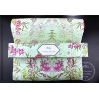 Buy cheap Personalized Essencial Oil paper Fragrance Scented Drawer Liners from wholesalers