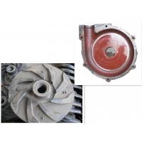 Buy cheap Centrifugal Slurry Pump Parts High Chrome Impeller OEM / ODM Acceptable from wholesalers