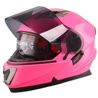 Buy cheap DOT approved flip up motorbike cascos Modular motorcycle Helmet with sun shield from wholesalers