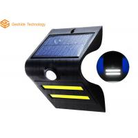Buy cheap Hanging Solar Powered Motion Activated Security Lights , Wall Mounted Solar Led Lights Blue Color from wholesalers