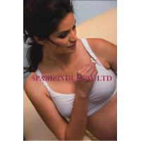 Buy cheap Customised Motherhood Marernity Nursing Bra With Seamless Fabric Maternity Belly Bands from wholesalers