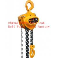 Buy cheap Chain block,lever block,electric hoist product