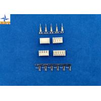 Buy cheap Single Row 2.5mm PCB Board-in Connectors Brass Contacts Side Entry type Crimp Connectors from wholesalers