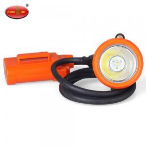 Buy cheap Sm2022 Aluminum Alloy Miner Safety Helmet Light product