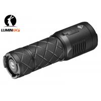 Portable Rechargeable LED Flashlight 1000 Lumens Light Distance 205m