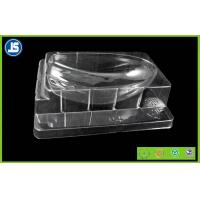 Buy cheap Clamshell PVC Blister Packaging Transparent Customized Blister Tray product