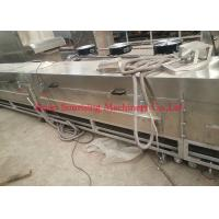 Buy cheap Professional Fried Instant Noodle Production Line Small Size 380V 50HZ 500kg from wholesalers