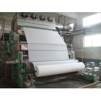 Buy cheap Hot sale 2880 Tissue Paper Making Machine from wholesalers