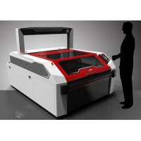 Buy cheap Soft Materials Auto Feeding Laser Cutting Machine With Linear Square Guide Rail from wholesalers