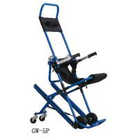 Buy cheap High Strength Medical Stretcher , Aluminum Alloy Evacuation Stair Chair Stretcher from wholesalers