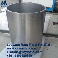 Buy cheap 99.95% pure Molybdenum Crucible for melting in China from wholesalers