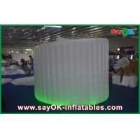 Buy cheap Light Blue Waterproof Inflatable Booth Oxford Cloth For Wedding from wholesalers