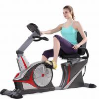 Buy cheap Lightweight Sitting Gym Bike Equipment Recumbent Exercise Bicycle For Athlete from wholesalers