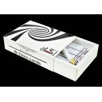 Buy cheap Ekka Poker in 0.32mm Thick Plastic Blackjack Size With Calculation card & Pencil from wholesalers