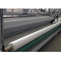 Buy cheap Filament Woven Geosynthetic Fabric White Color High Strength For Enhancement product