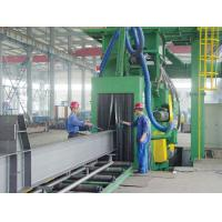 Buy cheap Auto H-beam Production Line , Steel Plate Shot-blasting Machine from wholesalers