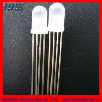 Buy cheap 5mm Diffused RGB LED from wholesalers