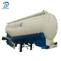 Buy cheap China Manufacture 60Cbm Bulk Cement Bulker Semi Trailer from wholesalers