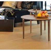 Buy cheap oak real wood HDF laminate flooring oak veneer laminate click system from wholesalers