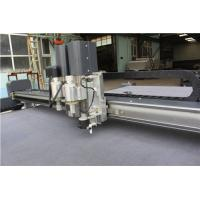 Buy cheap Steel Structure Foam Cutting Machine / Automatic Card Cutter 5000mm*2500mm Cut Area from wholesalers