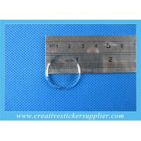 Buy cheap 1Inch Clear epoxy stickers from wholesalers