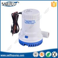 Buy cheap Sailflo factory price12/24V  2000GPH non- auto submersible boat bilge pumps for marine yachat product