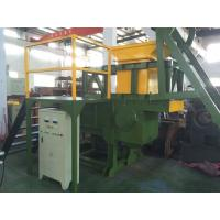Buy cheap High Output Pvc Shredder Machine , Industrial Shredding Machines Low Noise from wholesalers
