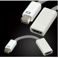 Buy cheap 15CM Mini DVI Male to HDMI Female Adapter Convertor Cable for Macbook pro iMac from wholesalers