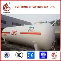 Buy cheap DN2400 Cambodia LPG Tank 40M3 LPG Storage Tank for Cylinder Filling Station from wholesalers