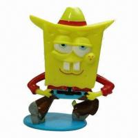 Buy cheap Cartoon Character/PVC Action Figure Toys, ICTI and EN71 Standards from wholesalers