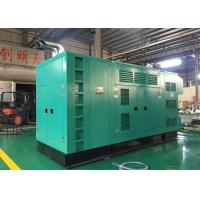 Buy cheap 625KVA Soundproof Diesel Generator 3 Phase Generator Industrial Generator from wholesalers
