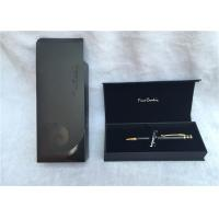 Buy cheap Luxury Decorative Gift Boxes For Pens / Promotional Pen Presentation Box from wholesalers
