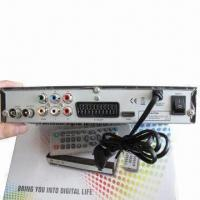 Buy cheap DVB-T2 FTA HDMI USB PVR Reciever with Mstar 7816, Supports HDMI 1.3 (1080P) from wholesalers