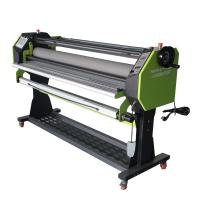 Buy cheap Factory supply high speed 1.6m hot cold laminator for advertising paper from wholesalers