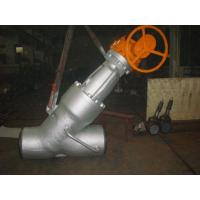 Buy cheap Y Type Globe Valve from wholesalers