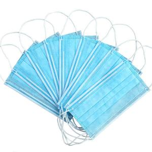 Buy cheap Anti PM2.5 Non Sterile Triple Layer Earloop Face Mask product