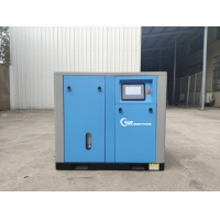 Buy cheap 2.5m3/Min Mechanical Mining 27L Water Screw Air Compressor from wholesalers