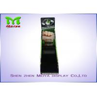 Buy cheap Simple Wrist Watch bracelet cardboard countertop display Stands from wholesalers