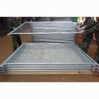 Buy cheap Temporary Fence Panel, 50g - 260g Zinc Coating product