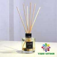 Buy cheap 150ml Creative Hotel Room Decor Reed Diffuser Alcohol Free with Fibre Rod Reed Diffuser Gift Set from wholesalers