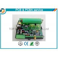 Buy cheap 2200mA 18650 Charger PCB Assembly Services With Thick Gold Plating Surface from wholesalers