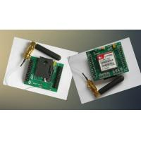 Buy cheap GSM GPRS module SIM900 convert board, Dual Band, Quad band from wholesalers