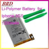 Buy cheap for iphone 3GS battery 16GB 32GB from wholesalers