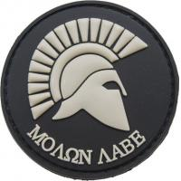 Buy cheap Black Pvc Morale Patch from wholesalers
